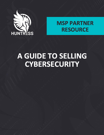 Guide to Selling Cybersecurity